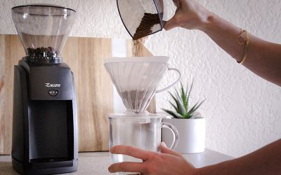 Elevate Your Mornings At Home With A Coffee Grinder