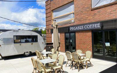 Pegasus Coffee Company Announces New Location on Bainbridge Island